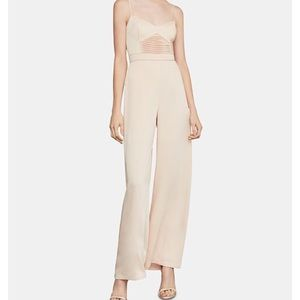 BCBG Wide Leg Jumpsuit
